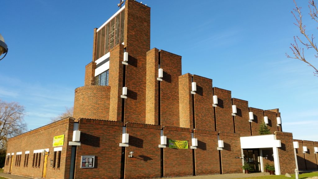 Betonrenovering – Brøndby strand kirke