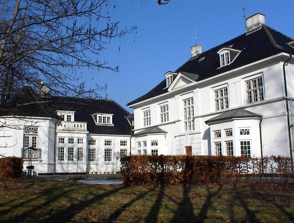 Linoliemalede vinduer – Furesø Golfklub