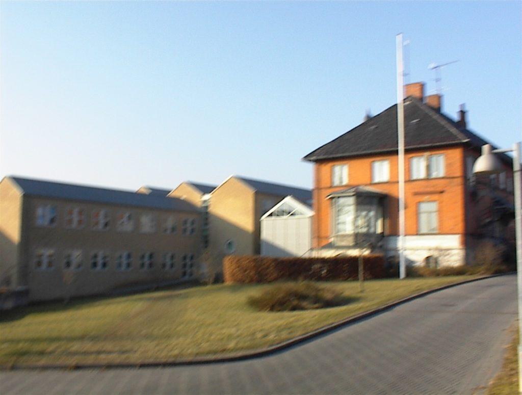 3000 m2 nybygning Hørsholm politi