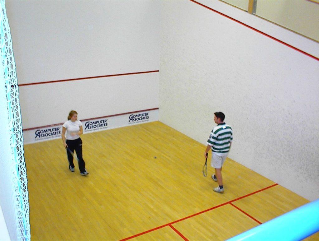 Rudersdal squashbaner
